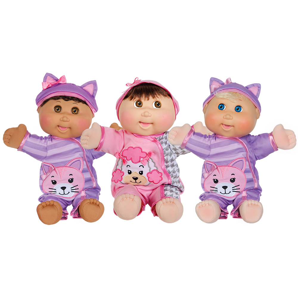 Gifts They Love Cabbage Patch Baby So Real The Mama Loves